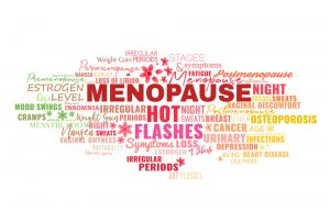 Reflexology supporting Menopause