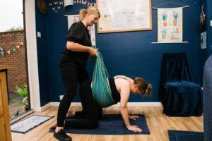 Rebozo Massage