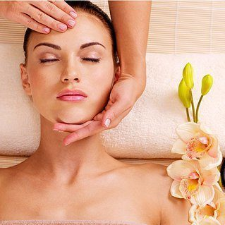 Swakeleys Massage Natural Face Lift Massage