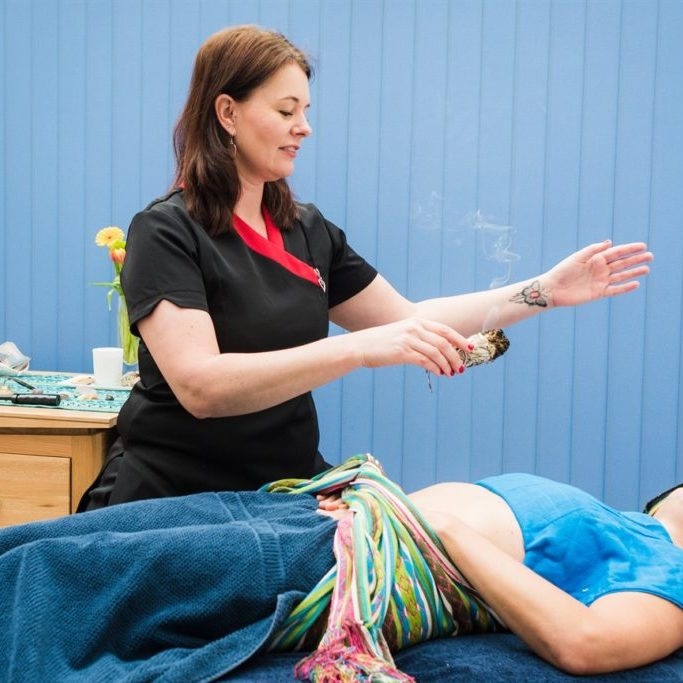 Swakeleys Massage Smudging